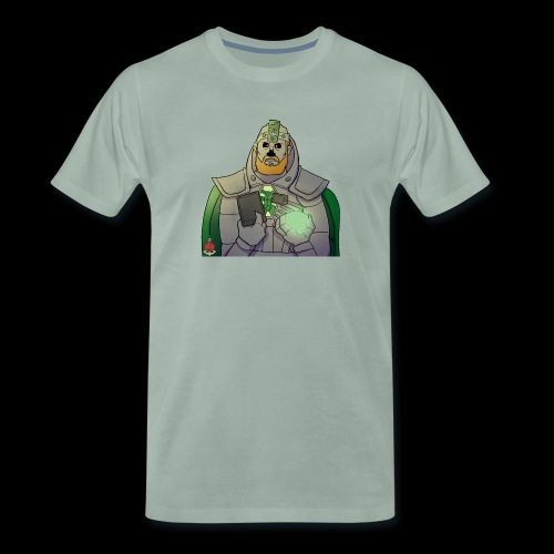 Elliot the Necron! - Men's Premium T-Shirt