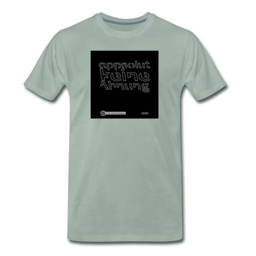 Design appsolut keine Ahnung 4x4 - Männer Premium T-Shirt