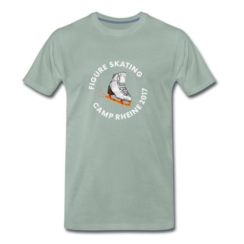 1st International Figure Skating Camp in Rheine - Männer Premium T-Shirt
