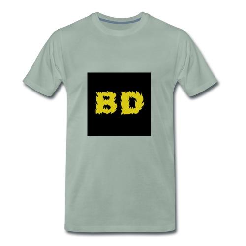 battledoom vs shirts - T-shirt Premium Homme