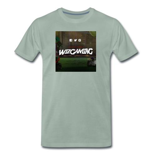 logoWizGaming jpg - T-shirt Premium Homme