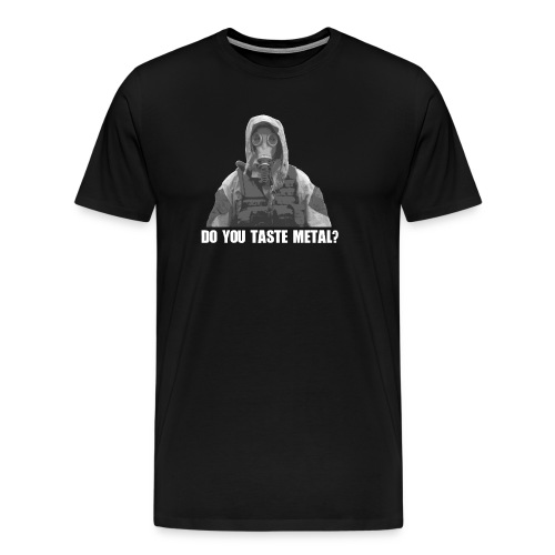 Do you taste Metal? - Männer Premium T-Shirt