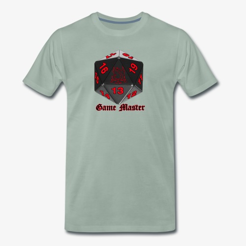 Game master red - T-shirt Premium Homme