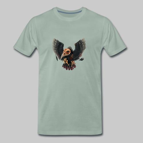 Geiersen Logo - Männer Premium T-Shirt