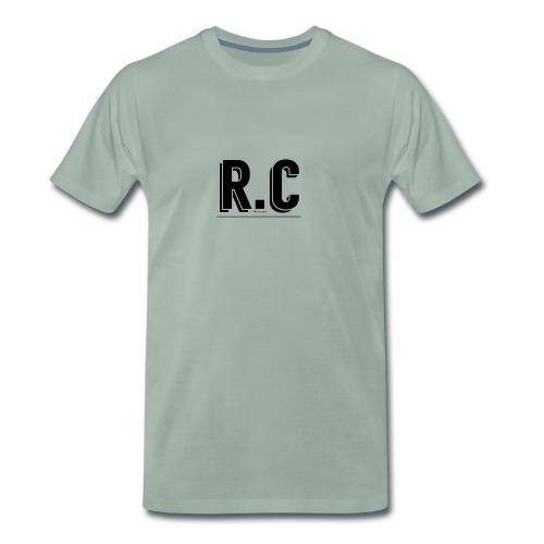 imageedit 1 3171559587 gif - Mannen Premium T-shirt