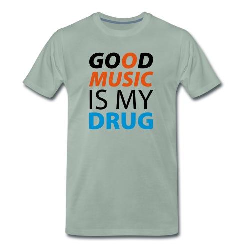 is my Drug 3c - Men's Premium T-Shirt