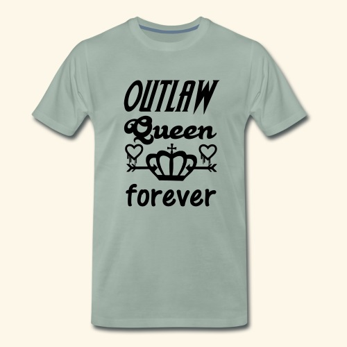 OutlawQueen Once Upon A Time Shirts - Men's Premium T-Shirt