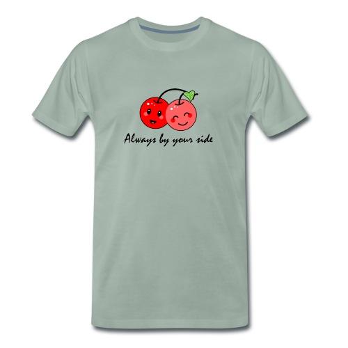 Always by your side - Männer Premium T-Shirt