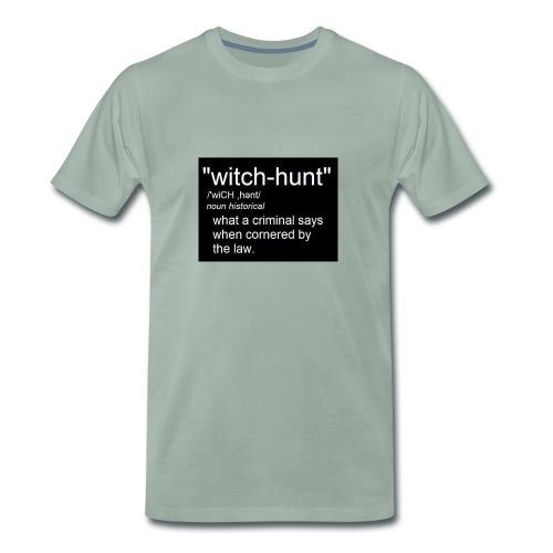 Witch Hunt - women's Tshirt - Men's Premium T-Shirt