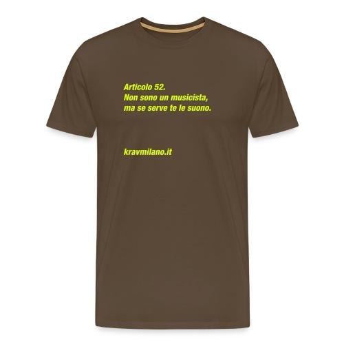 ekm-tee-summer3-03 - Maglietta Premium da uomo