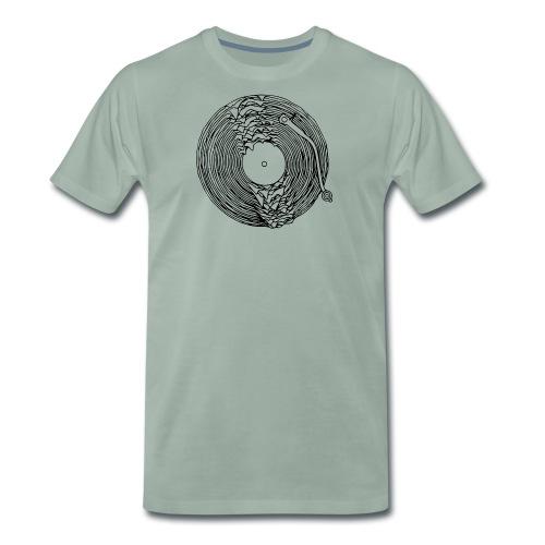 Giradischi sciolto - Maglietta Premium da uomo