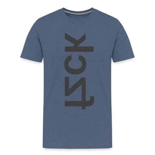 VEYM fzck - Männer Premium T-Shirt