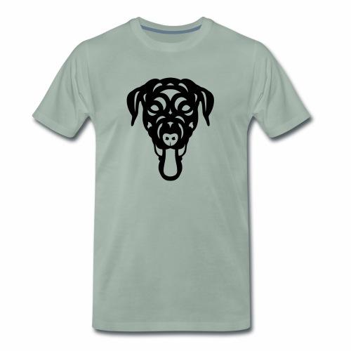 Labrador Dorianna - Männer Premium T-Shirt