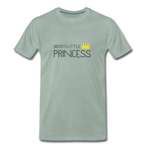 Daddy's little Princess - Männer Premium T-Shirt