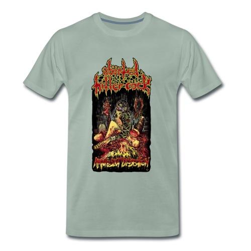 Amputee Slut Dissection - Men's Premium T-Shirt