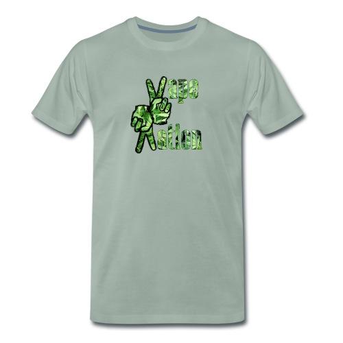 Vape Nation - Männer Premium T-Shirt