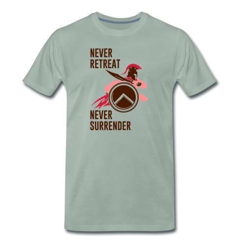 SPARTA - Mannen Premium T-shirt