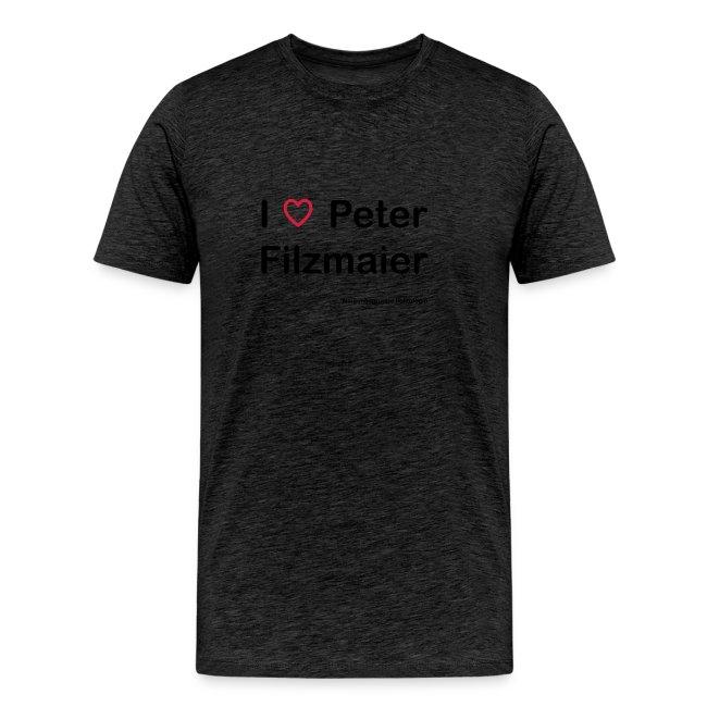 I love Peter Filzmaier
