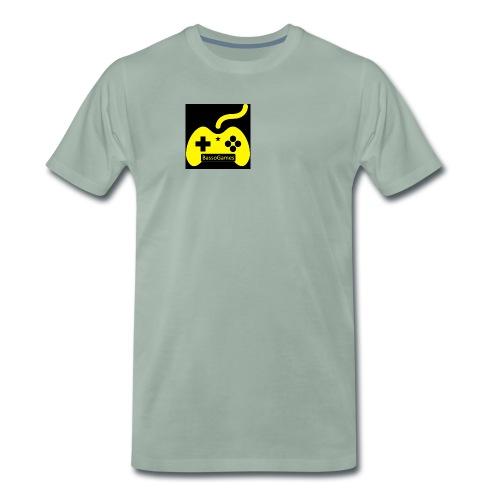 BassoGames Logi - Men's Premium T-Shirt