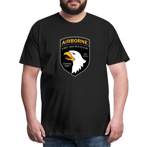 Airborne 101st - T-shirt Premium Homme