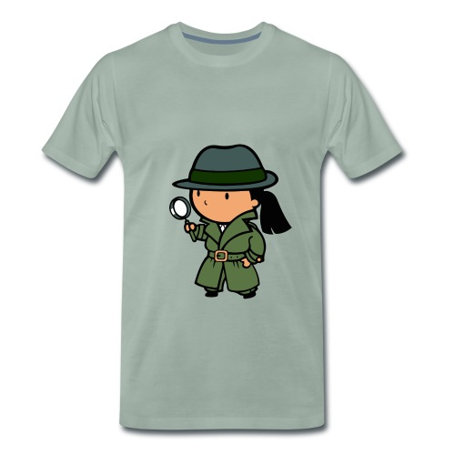 search - Männer Premium T-Shirt
