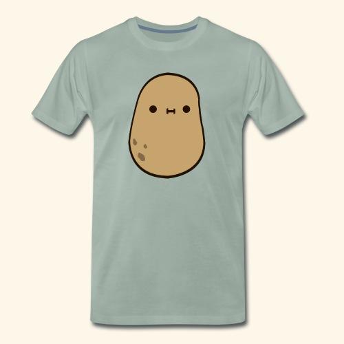 papa - Camiseta premium hombre