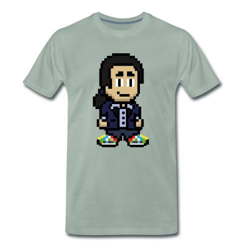 Masud Logo - Männer Premium T-Shirt