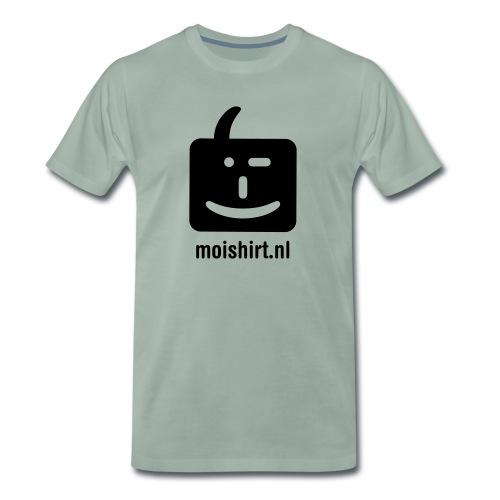 moi shirt back - Mannen Premium T-shirt