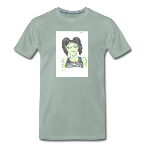 Garona - Premium-T-shirt herr
