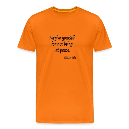 Forgive Yourself - Men's Premium T-Shirt