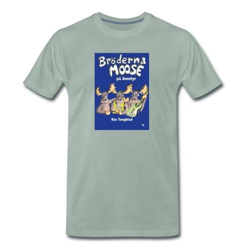 bm omslag - Premium-T-shirt herr