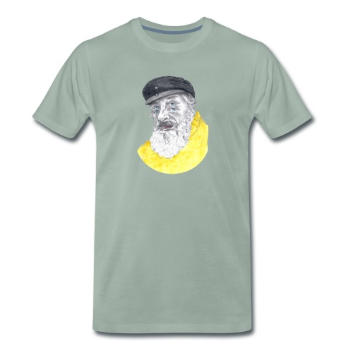 Sjöman - Premium-T-shirt herr