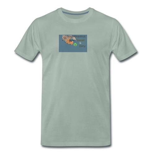 humour pangolin - T-shirt Premium Homme