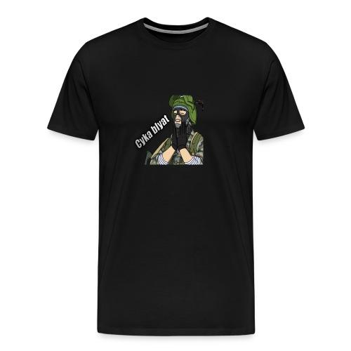 cyka png - Men's Premium T-Shirt