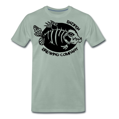 Grand logo devant - T-shirt Premium Homme