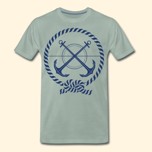 Ancoras - Men's Premium T-Shirt