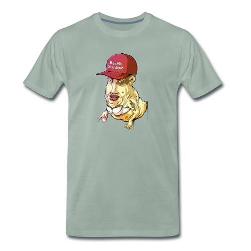 Graffiti Character - Männer Premium T-Shirt