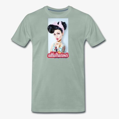 PINup - Camiseta premium hombre