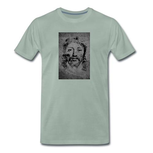 Jesus Christus Geschenk Idee für Gläubige - Männer Premium T-Shirt