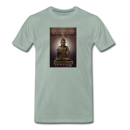 Peace from Within - Men's Premium T-Shirt