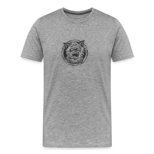 AngryCat - Koszulka męska Premium