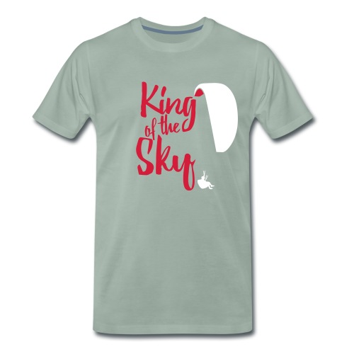 King of the Sky - Männer Premium T-Shirt