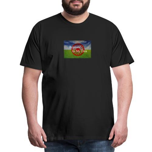 flagromaniinmydna - Premium-T-shirt herr