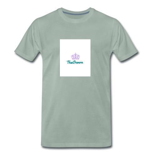 thecrown - Men's Premium T-Shirt