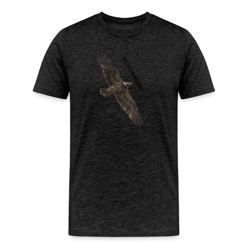 db Eastern Imperial Eagle - Mannen Premium T-shirt