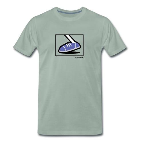 Buddy's Foot - T-shirt Premium Homme