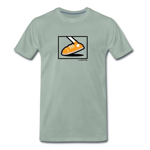Jimy's Foot - T-shirt Premium Homme