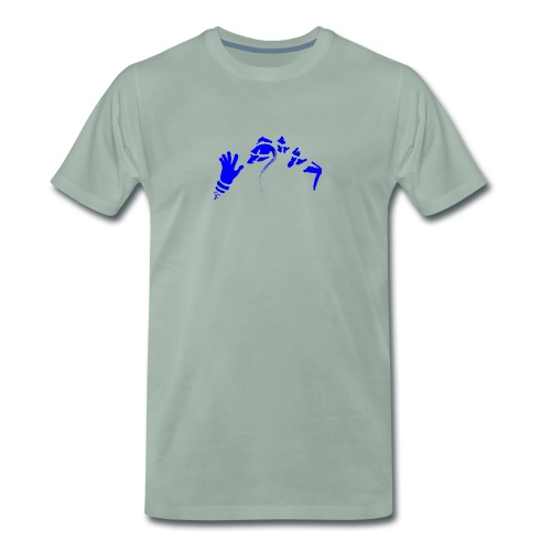 Stop (Vio) - Men's Premium T-Shirt