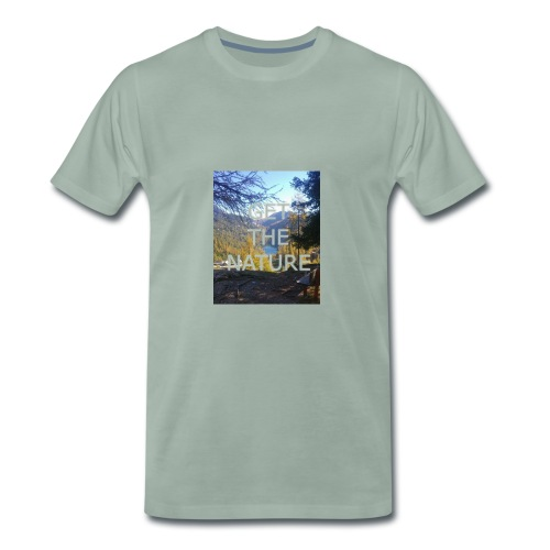 Get the Nature - Männer Premium T-Shirt