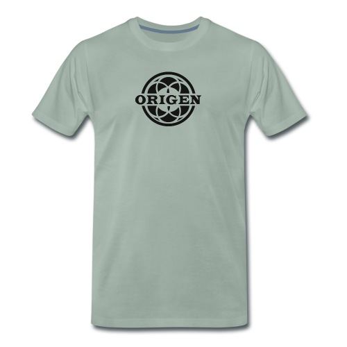 ORIGEN Café-Billar - Camiseta premium hombre